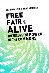 Free, Fair and Alive Cover