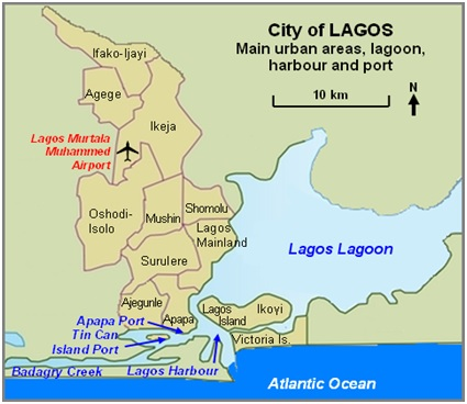 Lagos and Its Potentials for Economic Growth | Heinrich Böll