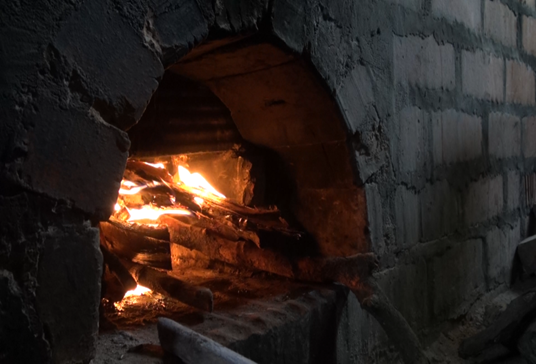 The New Improved Bakery Oven Uses Much Less Firewood Than Old Traditional Creator Hbs Nigeria