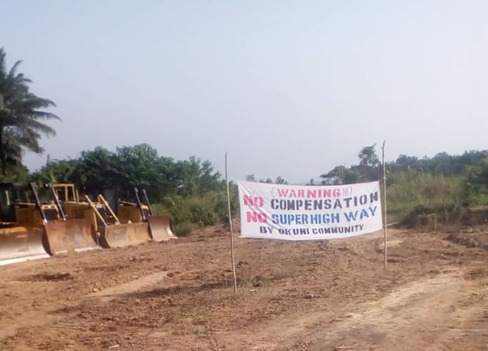 Cross River superhighway pushes forth despite pushback